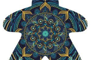 Mandala Meeple