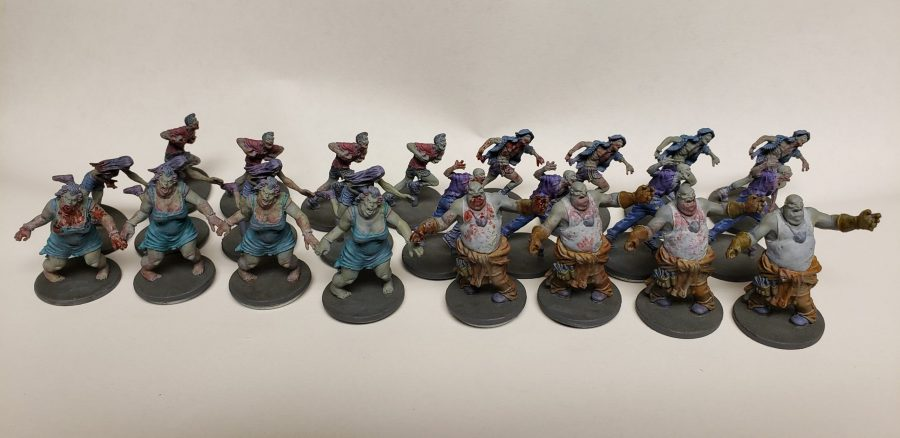 19 Models 19 Days – Zombicide